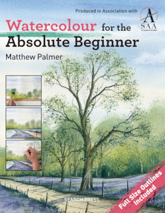 Watercolour for the Absolute Beginner - Matthew Palmer