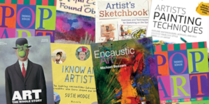 Painters Category Art Books
