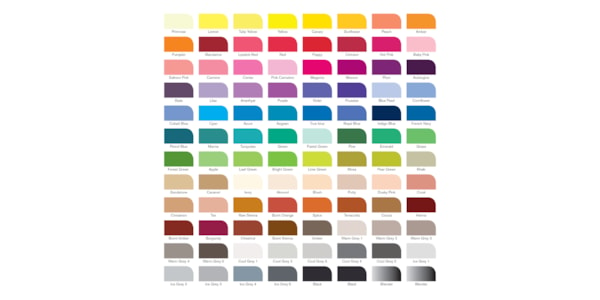 884955071021-W&N PROMARKER 96PC EXTENDED COLLECTION 884955071021 [SWATCHES]