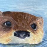 Seb the Otter