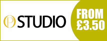 Studio and StudioPlus Logos