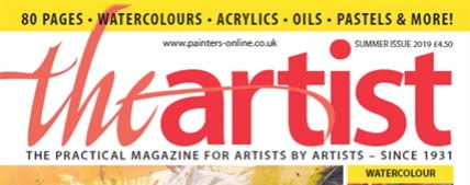The Artist Cover Logo
