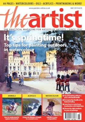 The Artist May 2019