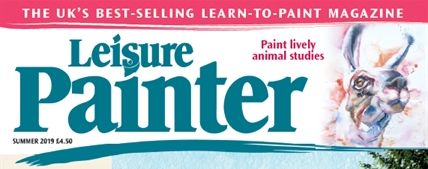 Leisure Painter Magazine Logo