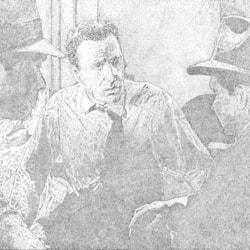 The Maltese Falcon is a 1941 film noir