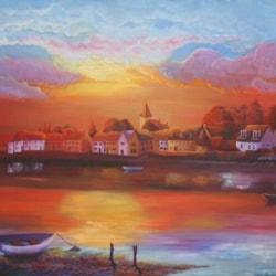 Bosham at Sunset