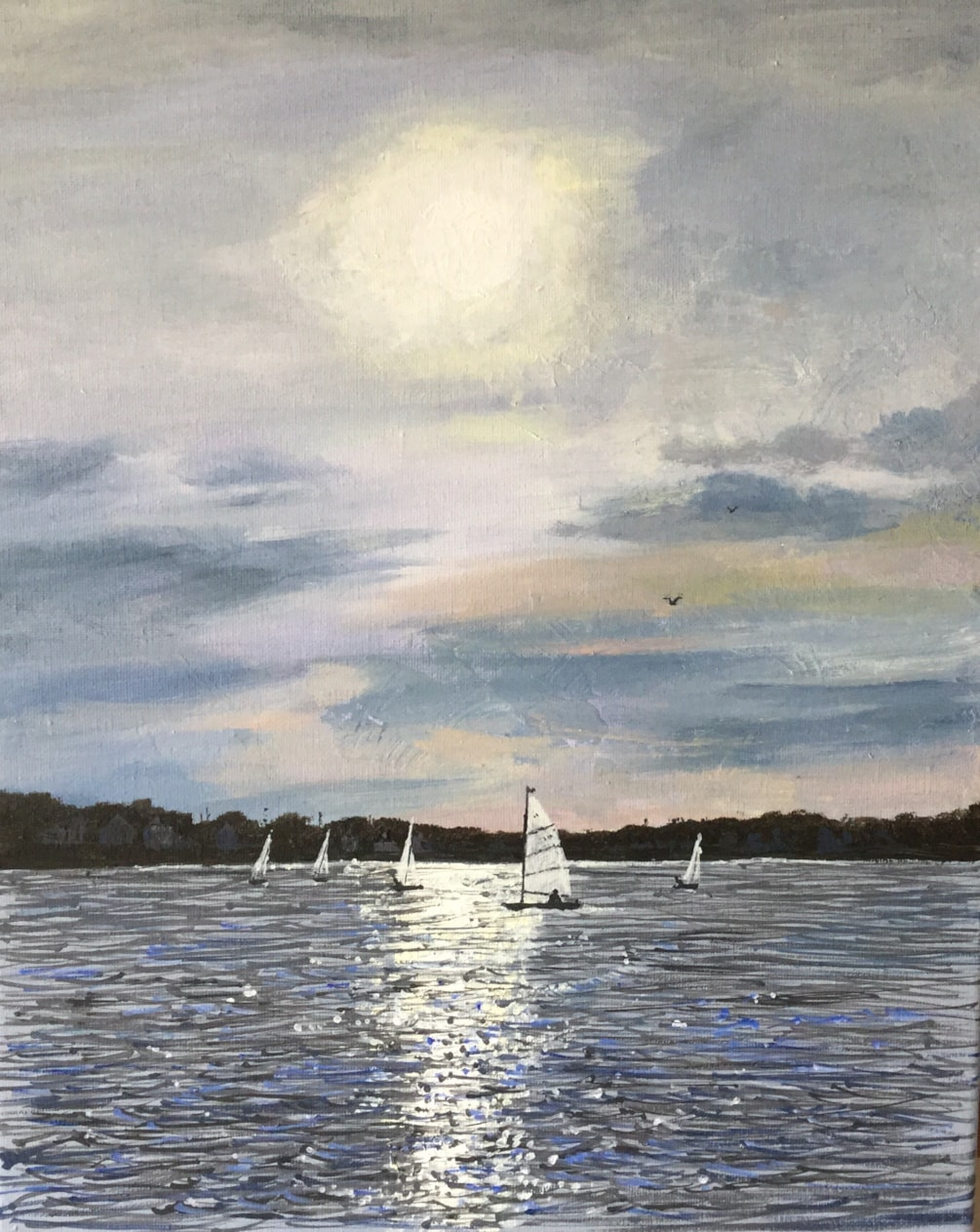 Sailing at Tweedmouth