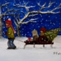 """""""Christmas card"""""""