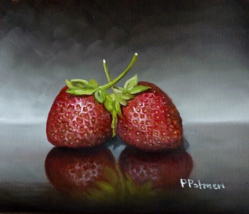"""""""Two strawberries"""""""