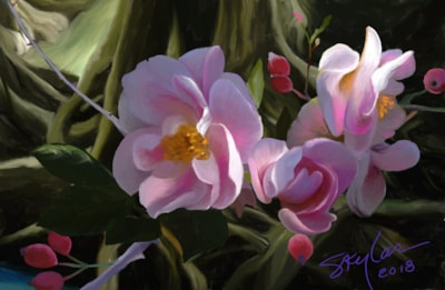 Wild Forest Roses