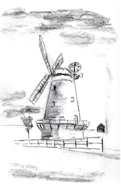 Windmill, Thaxted Essex