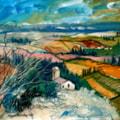 Stormy Horizon, Provence Region.