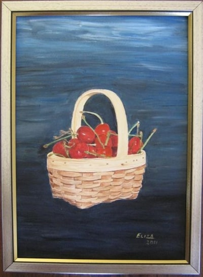 Cherry Basket A