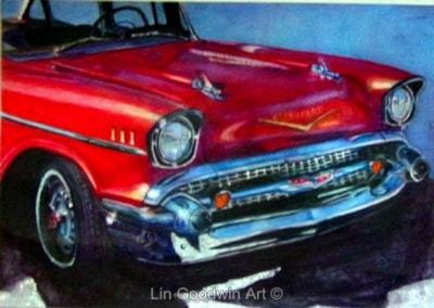 Little Red Chevrolet