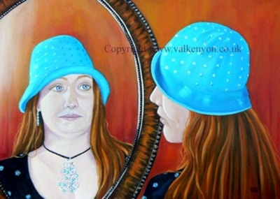 The Turquoise Hat