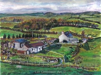 Sunny Denbigh Farm