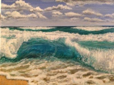 The briney Sea