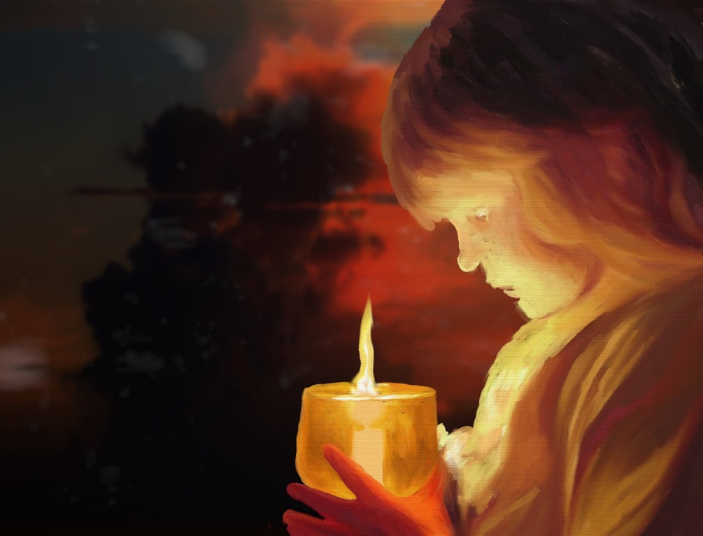 """""""Light A Candle Against The Darkness"""""""