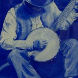 Eric Bibb Plays 6 String Banjo