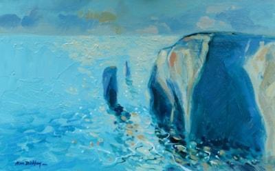 Old Harry Rocks - Dorset.