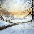 Snow 'oop Norf'!.