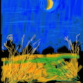 Glenturk by Moonlight!