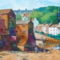 View to Cowbar-_Staithes