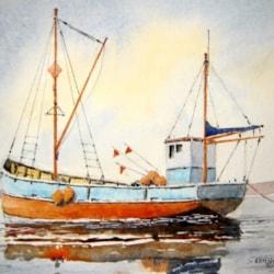 FISHING BOAT;