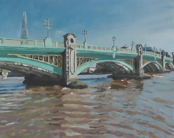 'Southwark Bridge'
