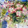 Lilies in Barbara's garden