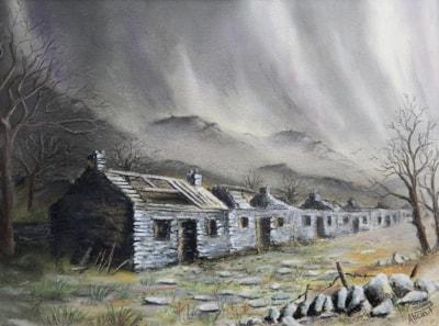 Welsh mining houses