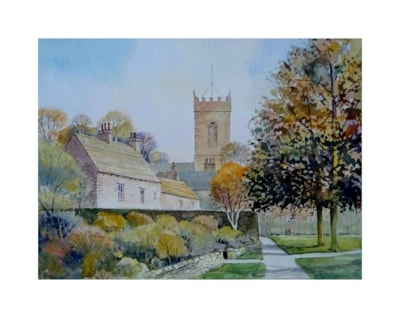 Lanchester Church Co. Durham
