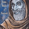 Brother William of Baskerville - 6 x 4 inches watercolour.