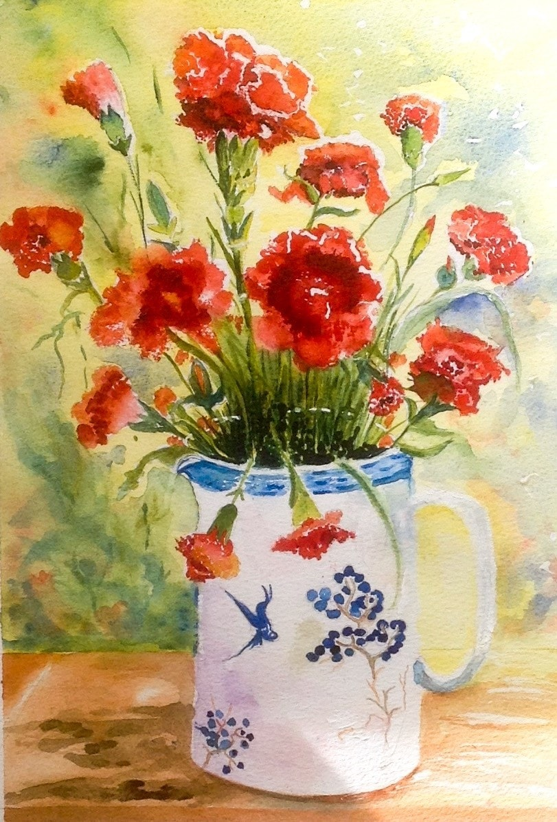 Gift of Carnations
