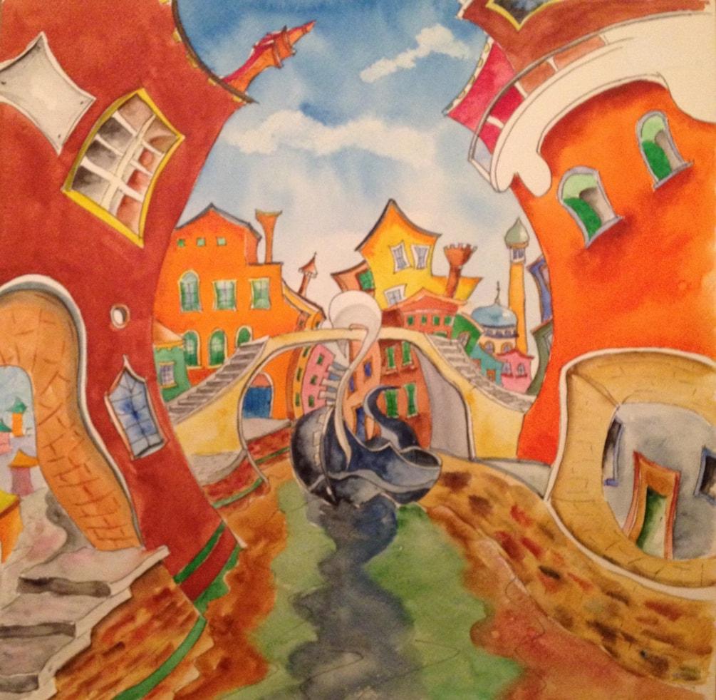Quirky Venice!