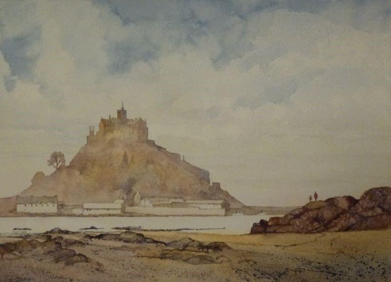 St Michaels Mount Cornwall