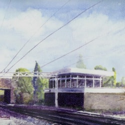 Coventry Power signal box.