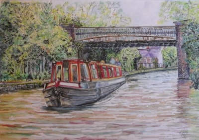 On Nuneaton Canal