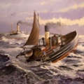 North Sea Bound