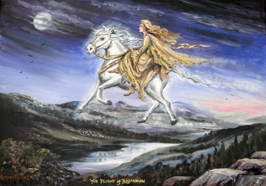 The Flight of Rhiannon.