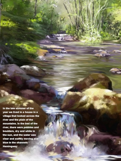 Streaming River 2