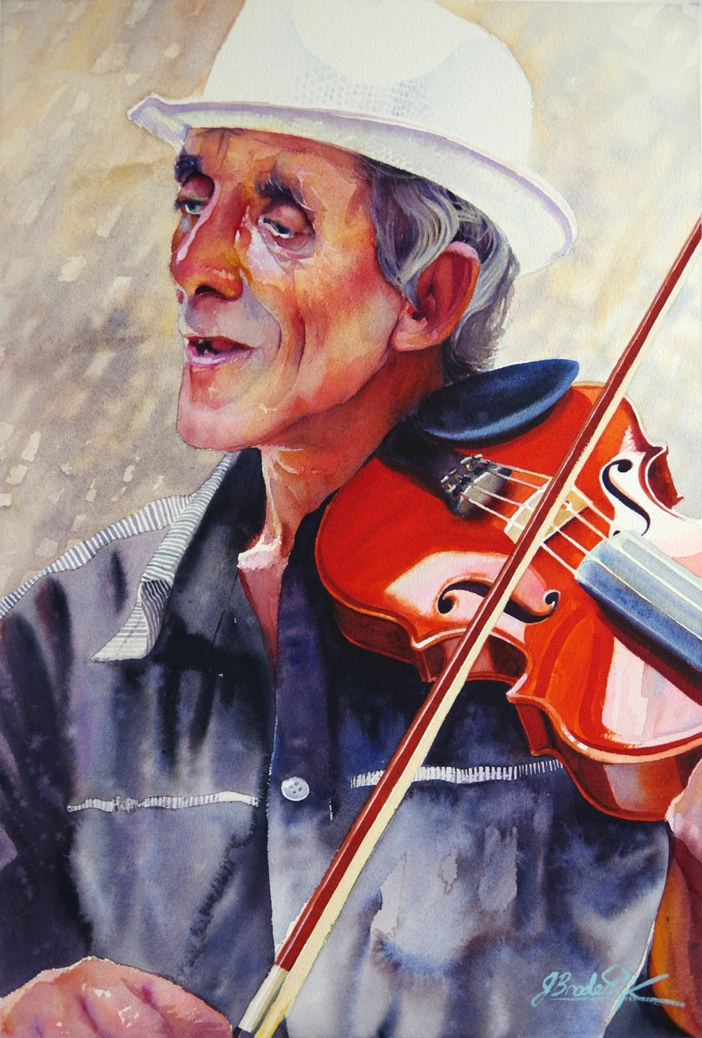 The Venice Violinist