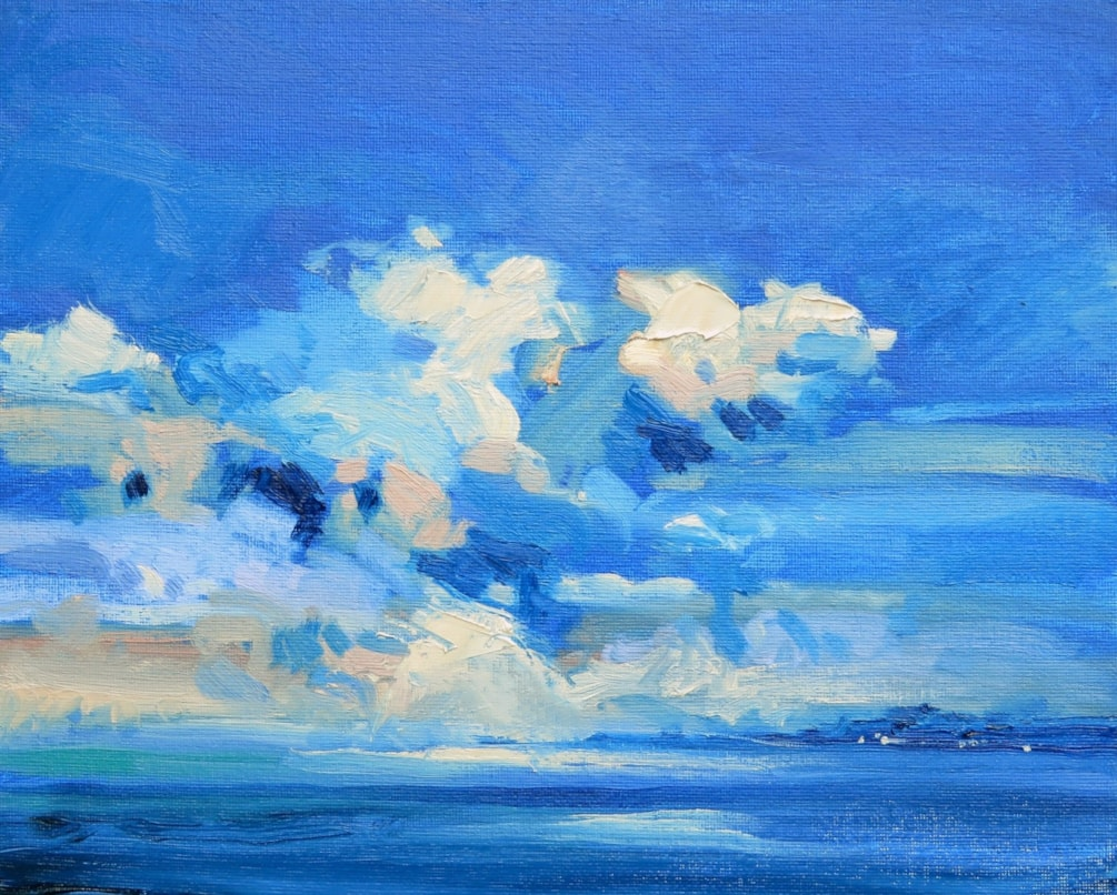 July Challenge – Summer Skyscape#7