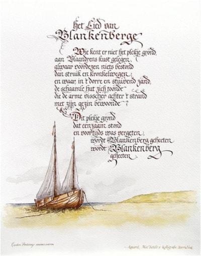 Song of Blankenberge/2