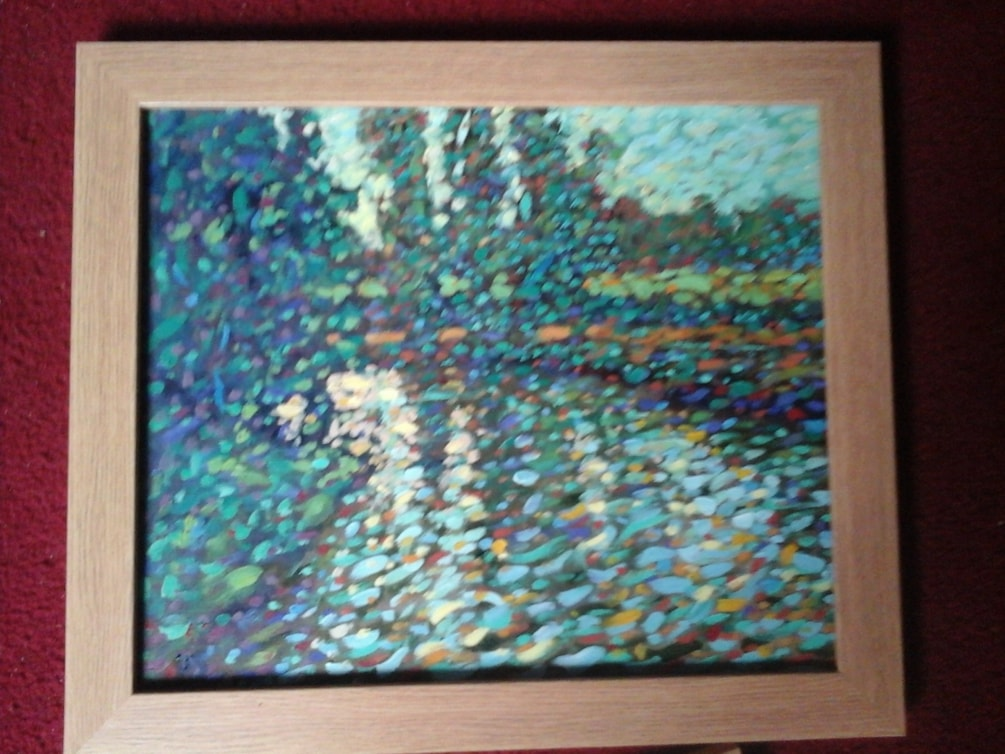 the river brue SOLD