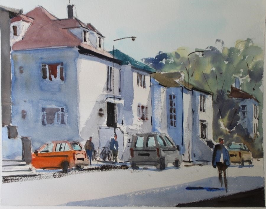 A streetscene