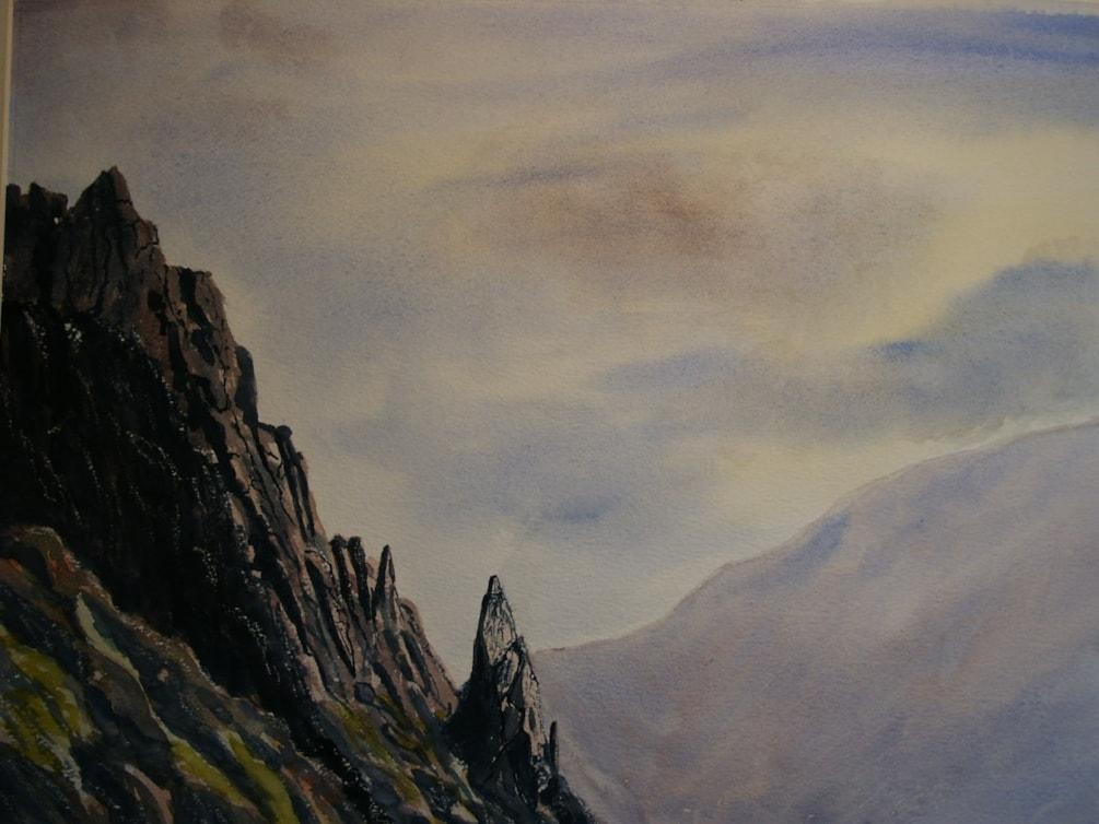 Napes Needle, Lake District
