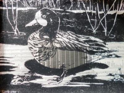 Duck Print 1