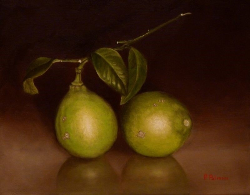Two limes. final