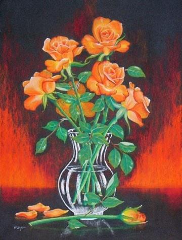 Hot Hot Roses.